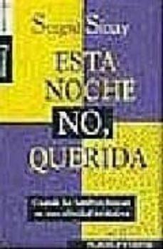 Ojpa.es Esta Noche No, Querida (2ª Ed.) Image