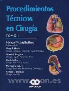 Descarga gratuita de ebooks móviles PROCEDIMIENTOS TECNICOS EN CIRUGIA (2 VOLS.) 9789588950976