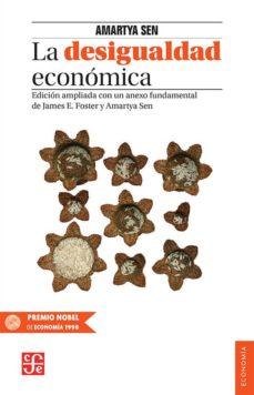 la desigualdad economica-amartya sen-9789681662776