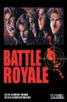 Bressoamisuradi.it Battle Royale (2ª Ed) Image