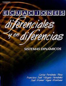Canapacampana.it Ecuaciones Diferenciales Y En Diferencias. Sistemas Dinámicos. Image