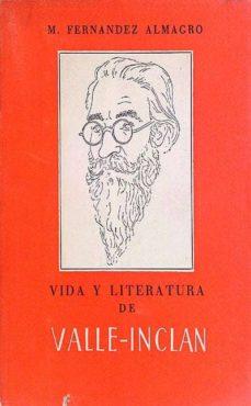 Garumclubgourmet.es Vida Y Literatura De Valle-inclan Image