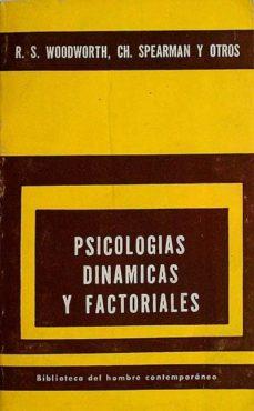 Valentifaineros20015.es Psicologías Dinámicas Y Factoriales Image