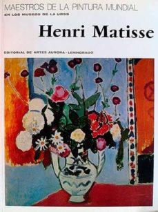 Viamistica.es Henri Matisse Image