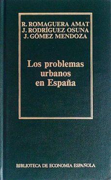 Cronouno.es Los Problemas Urbanos En España Image