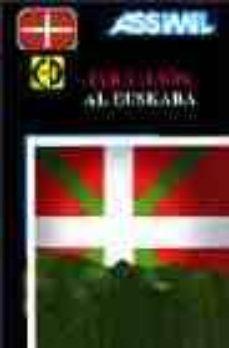 iniciacion al euskera (pack multimedia libro+ 3 cd)-9782700520385