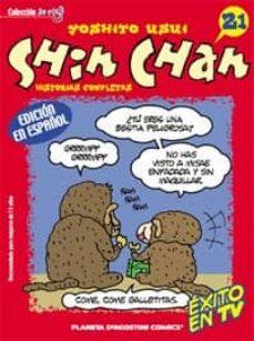Cronouno.es Shin Chan Nº 21 (Ed. En Español) Image