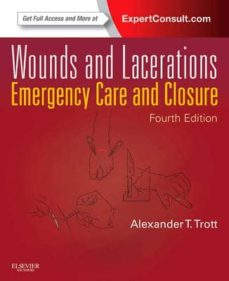 Descargar audiolibros gratis m4b WOUNDS AND LACERATIONS, EMERGENCY CARE AND CLOSURE (EXPERT CONSUL T - ONLINE AND PRINT) (4TH ED.)