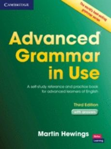 Descargar ADVANCED GRAMMAR IN USE gratis pdf - leer online