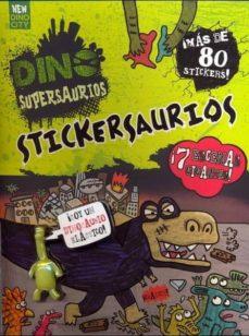 Viamistica.es Dino Supersaurios. Stickersaurios Image