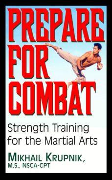 prepare for combat (ebook)-mikhail krupnik-9781591205586