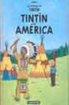 tintin en america (las aventuras de tintin)-9782203751286