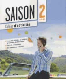 saison 2 cahier a2-b1-9782278079186