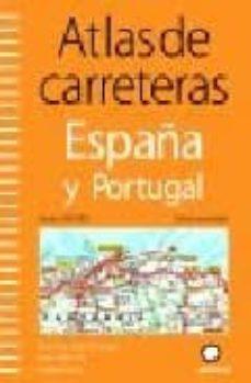 Eldeportedealbacete.es Atlas De Carreteras España Y Portugal (Cartogria Geoplanet) Image