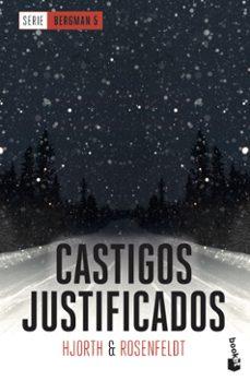 Descarga de libros de audio de dominio público CASTIGOS JUSTIFICADOS (SERIE BERGMAN 5) CHM ePub PDB in Spanish de MICHAEL HJORTH