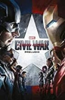 Carreracentenariometro.es Captain America:civil War. Preludio Image