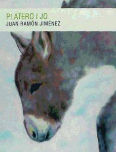Descargar libros gratis para ipod touch PLATERO I JO de JUAN RAMON JIMENEZ