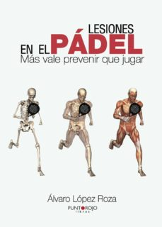 Ebook descargar pdf gratis LESIONES EN EL PÁDEL de �LVARO L�PEZ ROZA 9788415833086