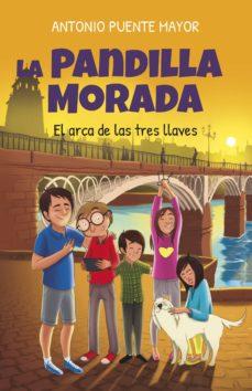 Vinisenzatrucco.it La Pandilla Morada: El Arca De Las Tres Llaves Image