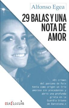 Relaismarechiaro.it 29 Balas Y Una Nota De Amor Image