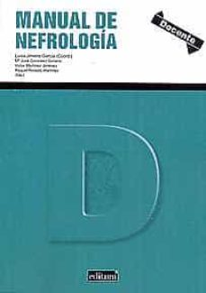 Descarga gratuita de libros electrónicos en formato jar. MANUAL DE NEFROLOGIA de