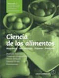 ciencia de los alimentos volumen i:_estabilizacion biologica y fi sicoquimica-romain jeantet-9788420011486