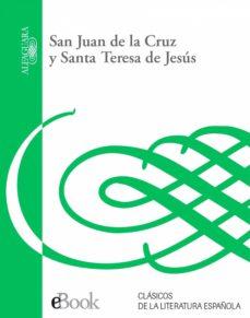 san juan de la cruz y santa teresa de jesús (ebook)-santa teresa de jesus-9788420491486