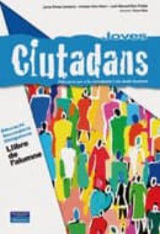 Valentifaineros20015.es Joves Ciutadans Pack Llibre + Quadern (Catala) Image