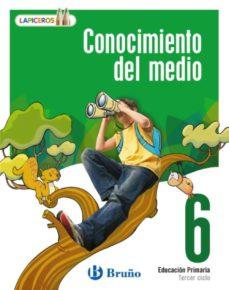 Permacultivo.es Lapiceros Conocimiento Del Medio 6 (6º Primaria) Image