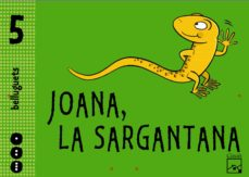 Lofficielhommes.es Joana La Sargantana 5 Anys Anualbelluguets Ed 2010catala Infantil Image