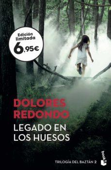 Descarga gratis los libros de viernes nook LEGADO EN LOS HUESOS (Literatura española) de DOLORES REDONDO 9788423354986 ePub