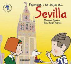 Titantitan.mx Peperraton Y Sus Amigos En Sevilla (Cuaderno De Actividades Con P Egatinas) Image