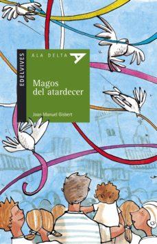 Descargar MAGOS DEL ATARDECER gratis pdf - leer online