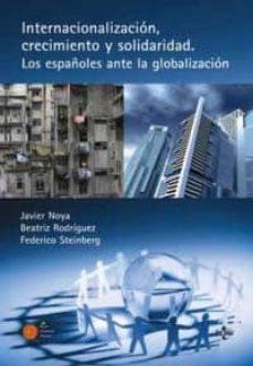 Eldeportedealbacete.es Internacionalizacion, Crecimiento Y Solidaridad: Los Españoles An Te La Globalizacion Image