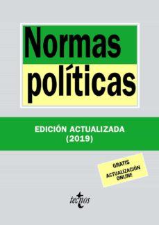 Descargar NORMAS POLITICAS gratis pdf - leer online