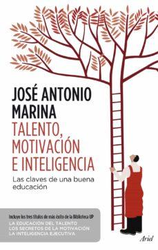 Descargar TALENTO, MOTIVACION E INTELIGENCIA gratis pdf - leer online