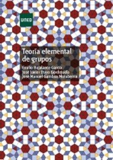 Followusmedia.es Teoria Elemental De Grupos Image