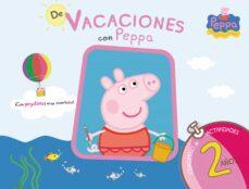 de vacaciones con peppa 2 años-9788437281186