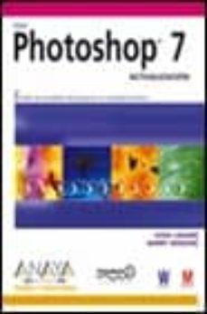Inciertagloria.es Adobe Photoshop 7: Actualizacion (Diseño Y Creatividad) Image