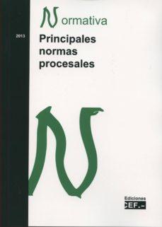Comercioslatinos.es Principales Normas Procesales. Normativa 2013 Image