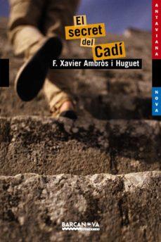 el secret del cadi-f. xavier ambros i huguet-9788448926786