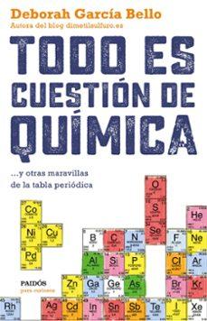 Javiercoterillo.es Todo Es Cuestión De Química Image