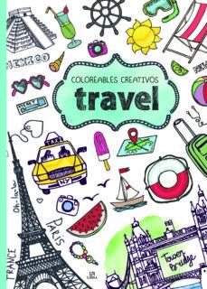Descarga de libros en línea en pdf. TRAVEL (COLOREABLES CREATIVOS) (Spanish Edition) de