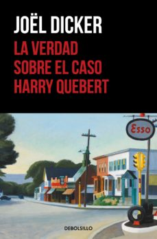 Descargando un libro de google books gratis LA VERDAD SOBRE EL CASO HARRY QUEBERT in Spanish de JOËL DICKER CHM RTF