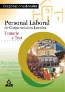 Permacultivo.es Personal Laboral De Corporaciones Locales: Temario Y Test Image