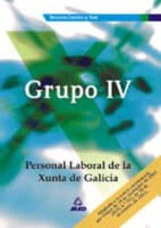 Bressoamisuradi.it Grupo Iv Personal Labotal De La Xunta De Galicia: Temario Comun Y Test Image