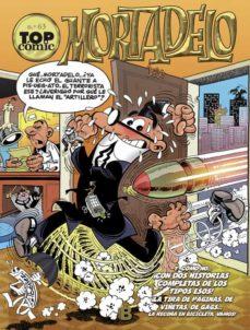 Geekmag.es Top Comic Mortadelo Nº 63: La Estatua De La Libertad / El Señor Todoquisque Image