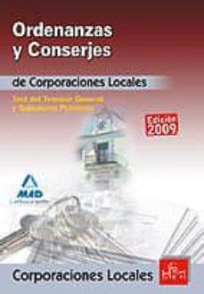 Valentifaineros20015.es Ordenanzas Y Conserjes De Corporaciones Locales. Test Del Temario General Y Supuestos Practicos Image