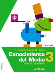 Carreracentenariometro.es Conocimiento Del Medio 3º Educacion Primaria Murcia Image