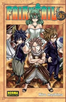 fairy tail 36-hiro mashima-9788467914986